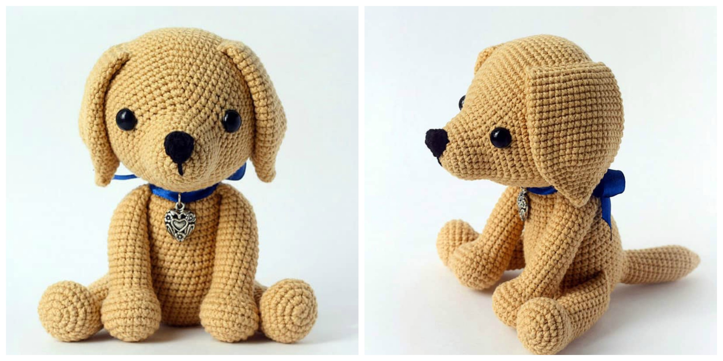 Crochet Lucky Puppy – Free Pattern