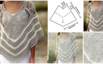 diy4ever-Pretty-Crochet-Poncho-Free-Pattern