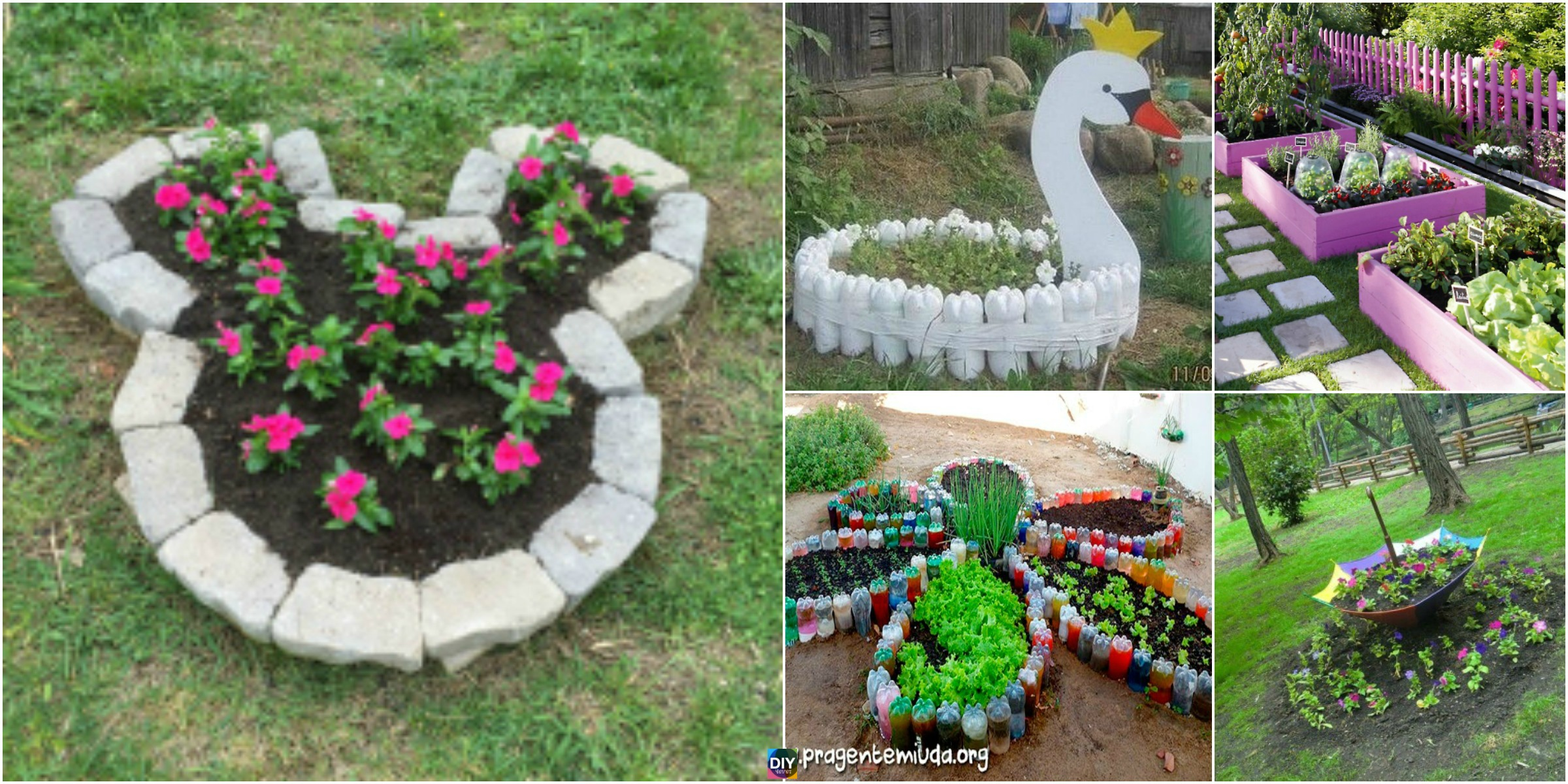 10 Most Beautiful DIY Garden Planter Ideas