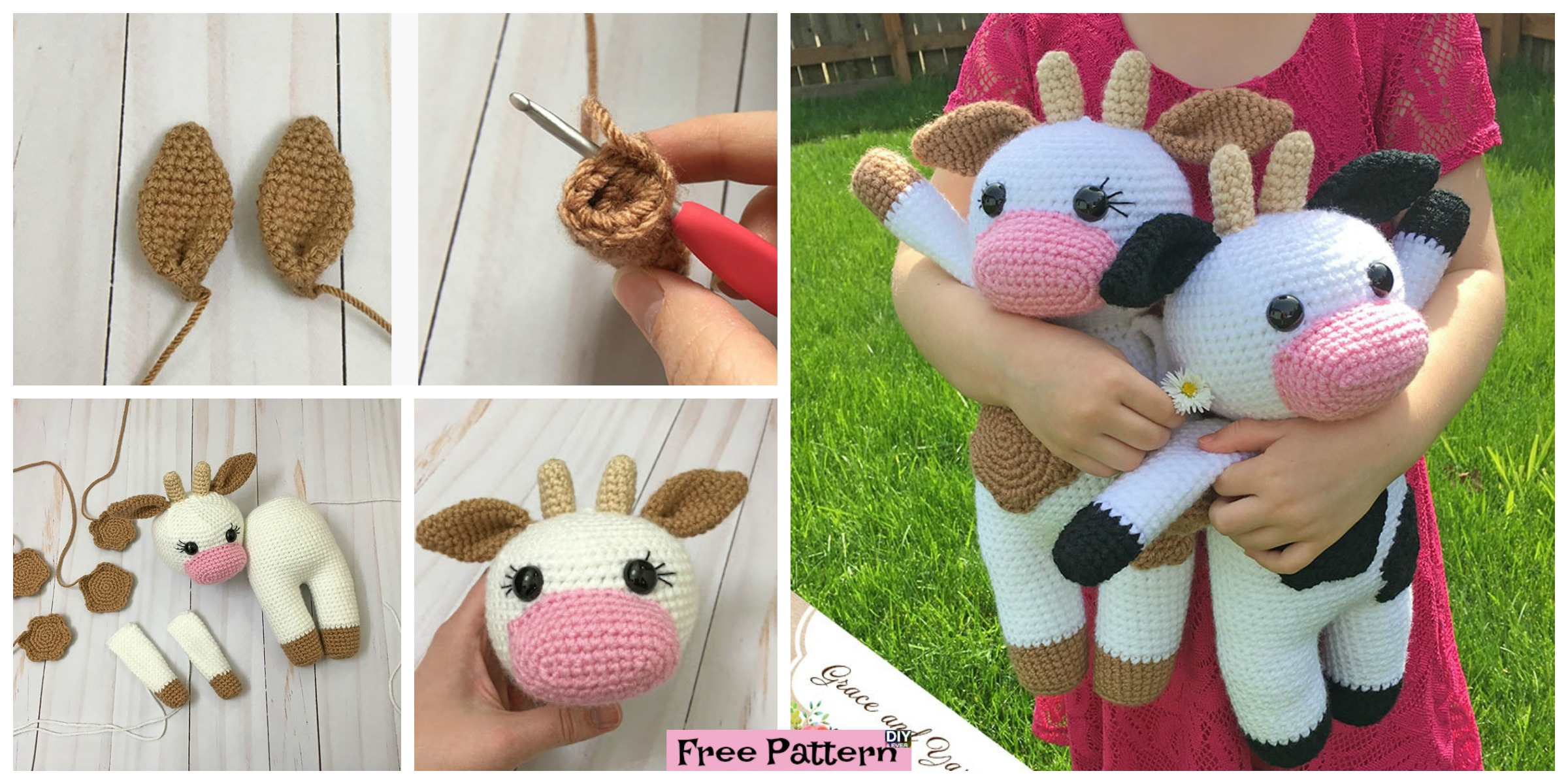 Watch this: CROCHET TOOTH PATTERN, Amigurumi crochet tooth fairy ... | 1200x2400