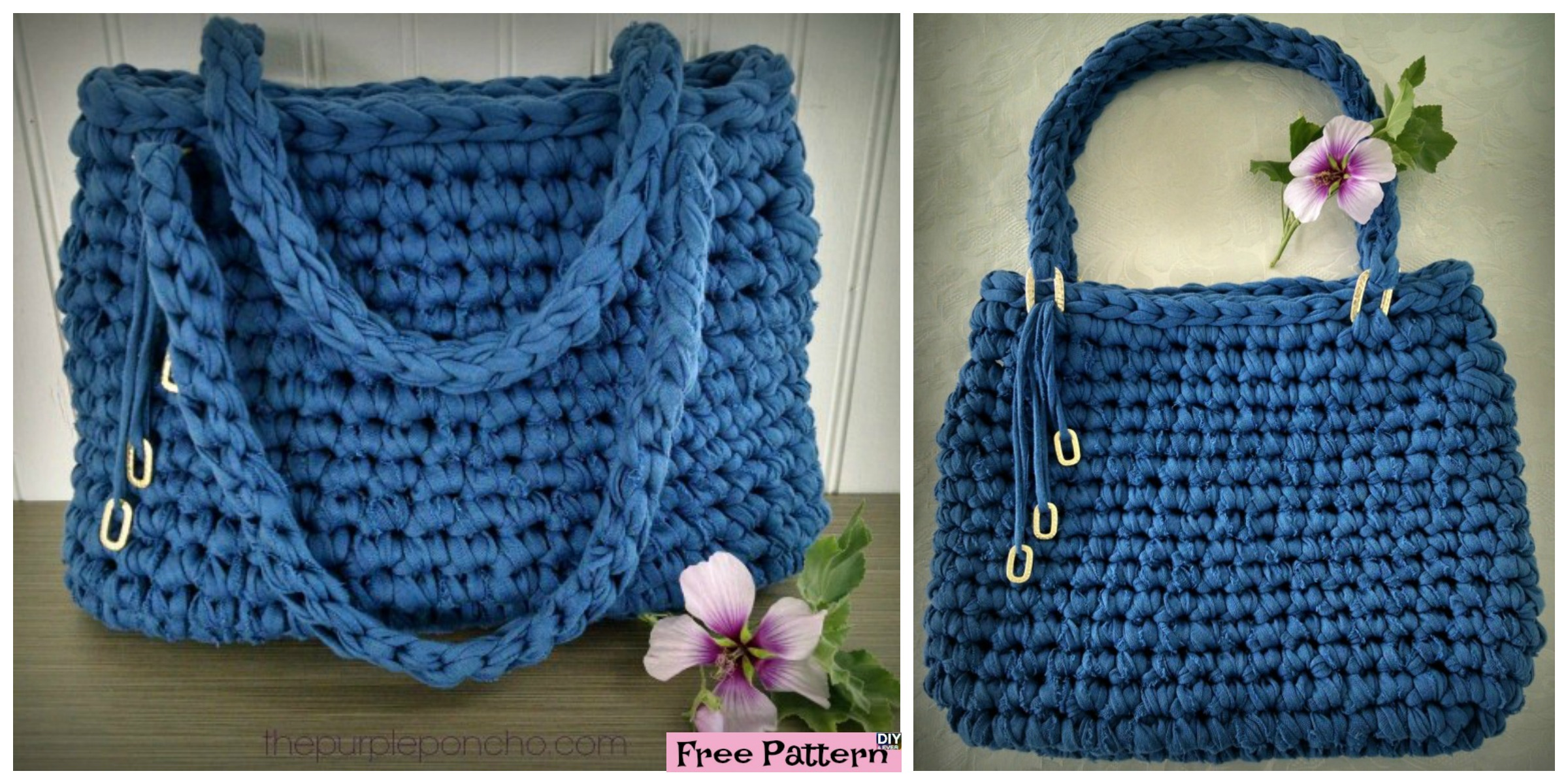 Crochet Island Breeze Bag – Free Pattern