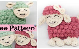 diy4ever-Cute Crocheted Ragdoll - Free Pattern