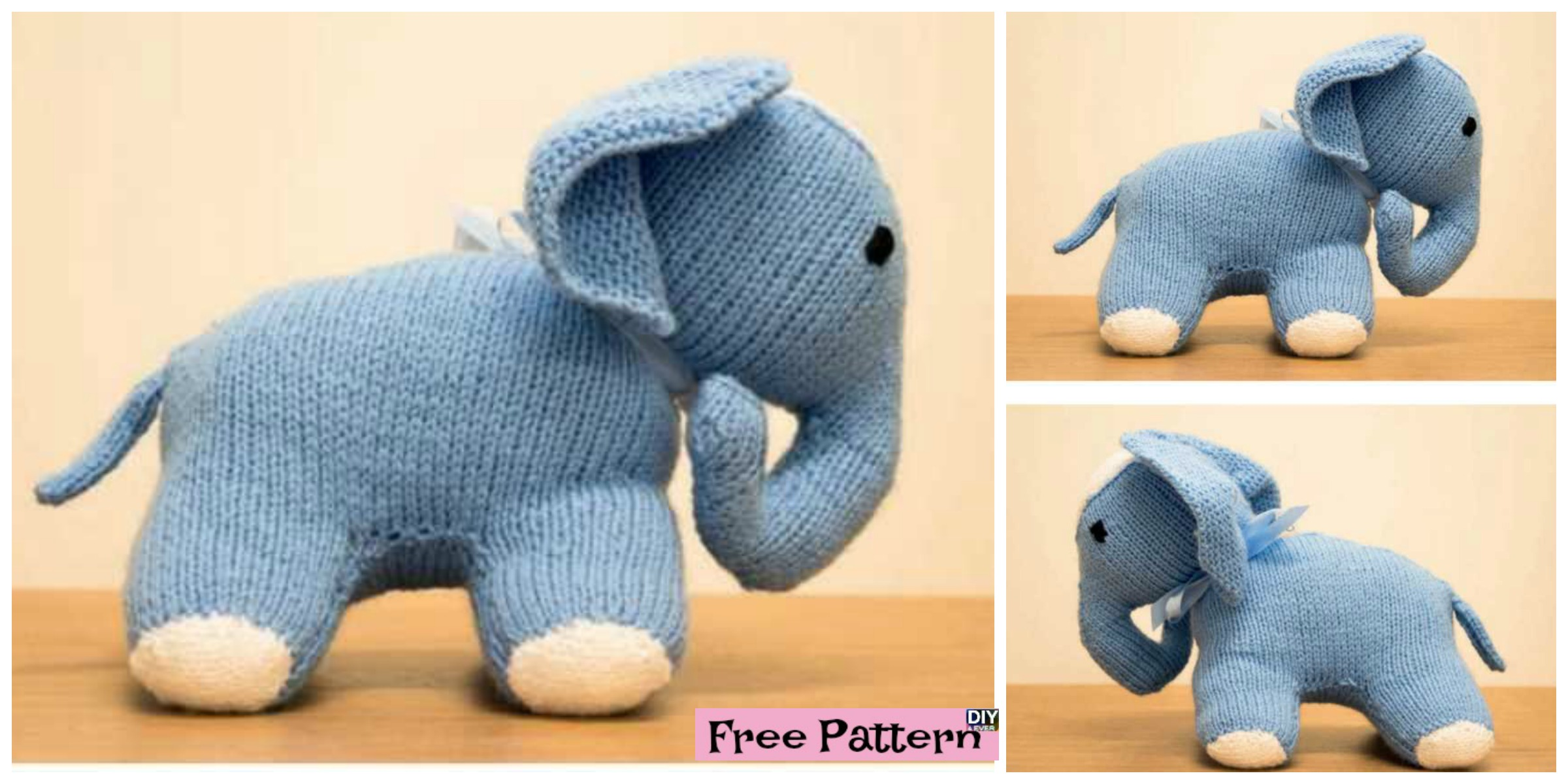 The Sweetest Crochet Elephant Patterns To Try | The WHOot | 1200x2400
