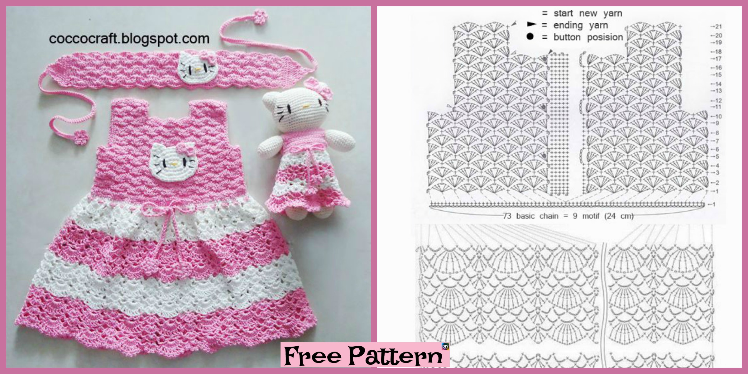 63+ Awesome and Stylish Crochet Dress Patterns For Wedding Guests ... | 1200x2400