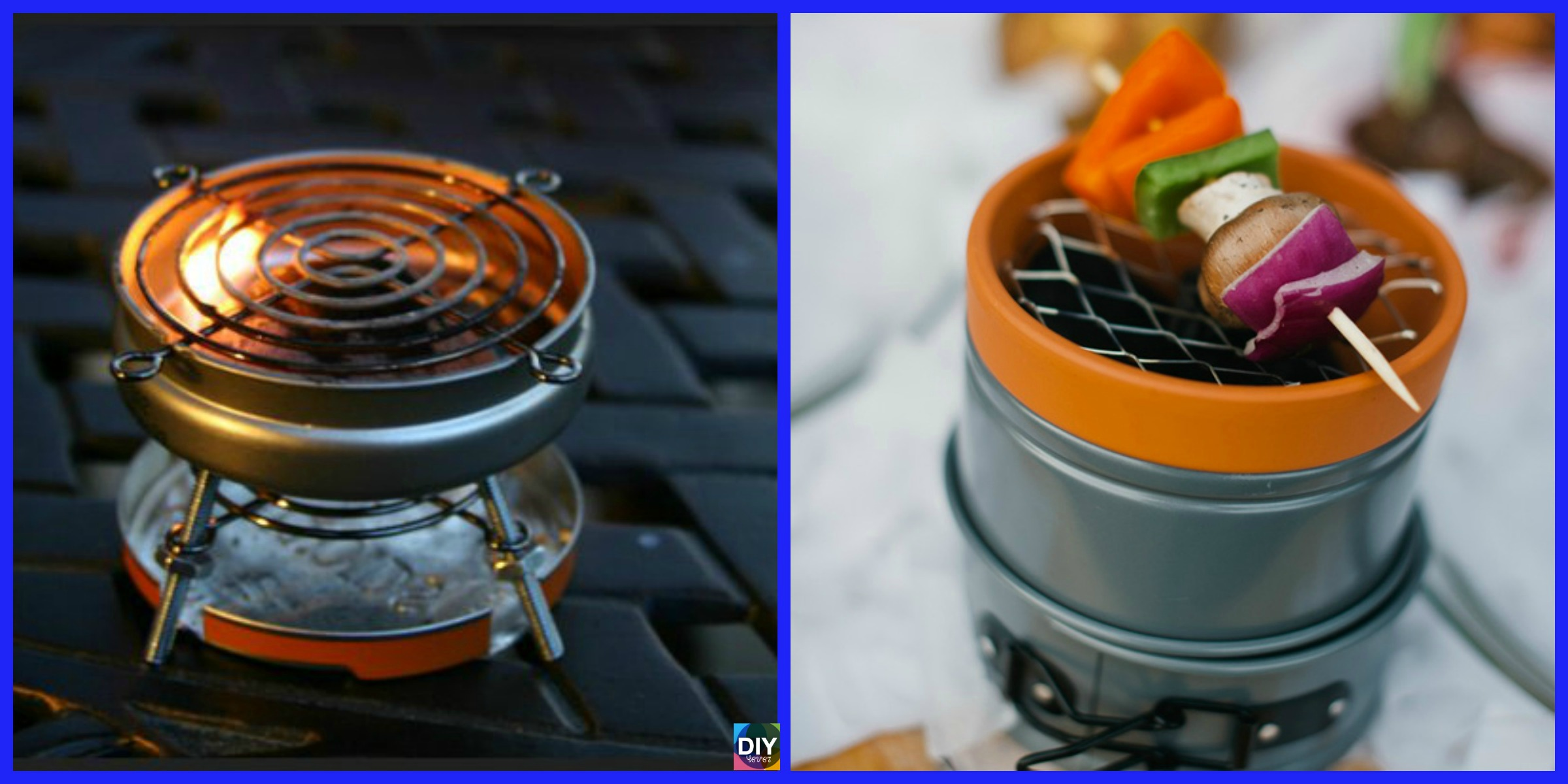 DIY Table Top BBQ Grill – Step By Step Tutorial
