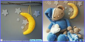Crochet-Amigurumi-Teddy-Bear-Poly-Free-Pattern