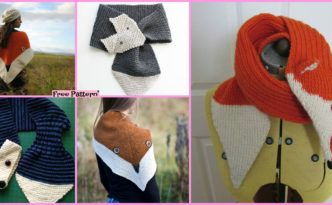 Knitting Fox Scarf Archives Diy 4 Ever