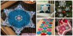 diy4ever-8 Crochet Pretty Snowflake Free Patterns