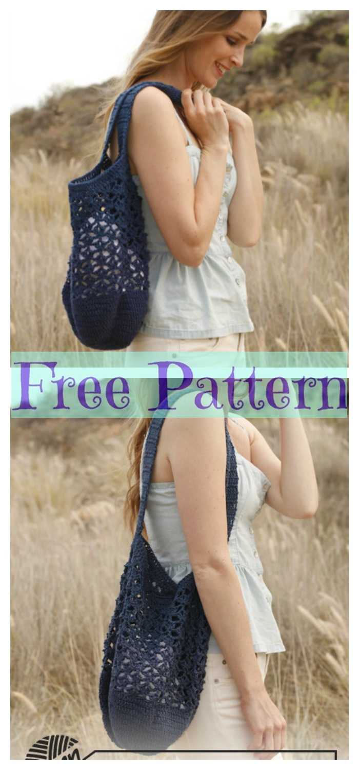 diy4ever- 8 Crochet Summer Bags - Free Patterns P2
