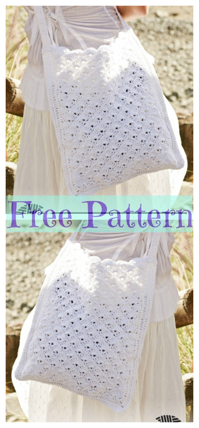 diy4ever- 8 Crochet Summer Bags - Free Patterns P3