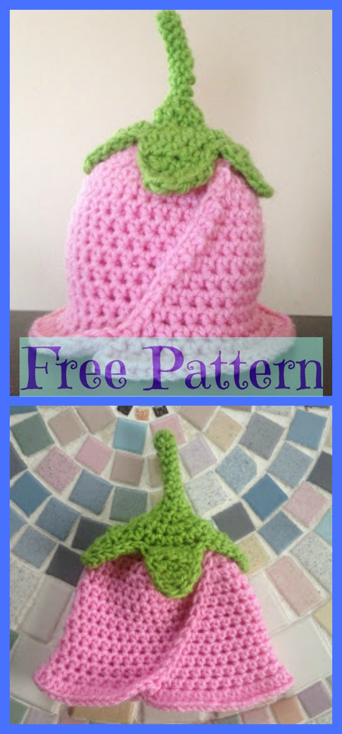 diy4ever-6 Summer Sun Hats - Free Crochet Patterns P4