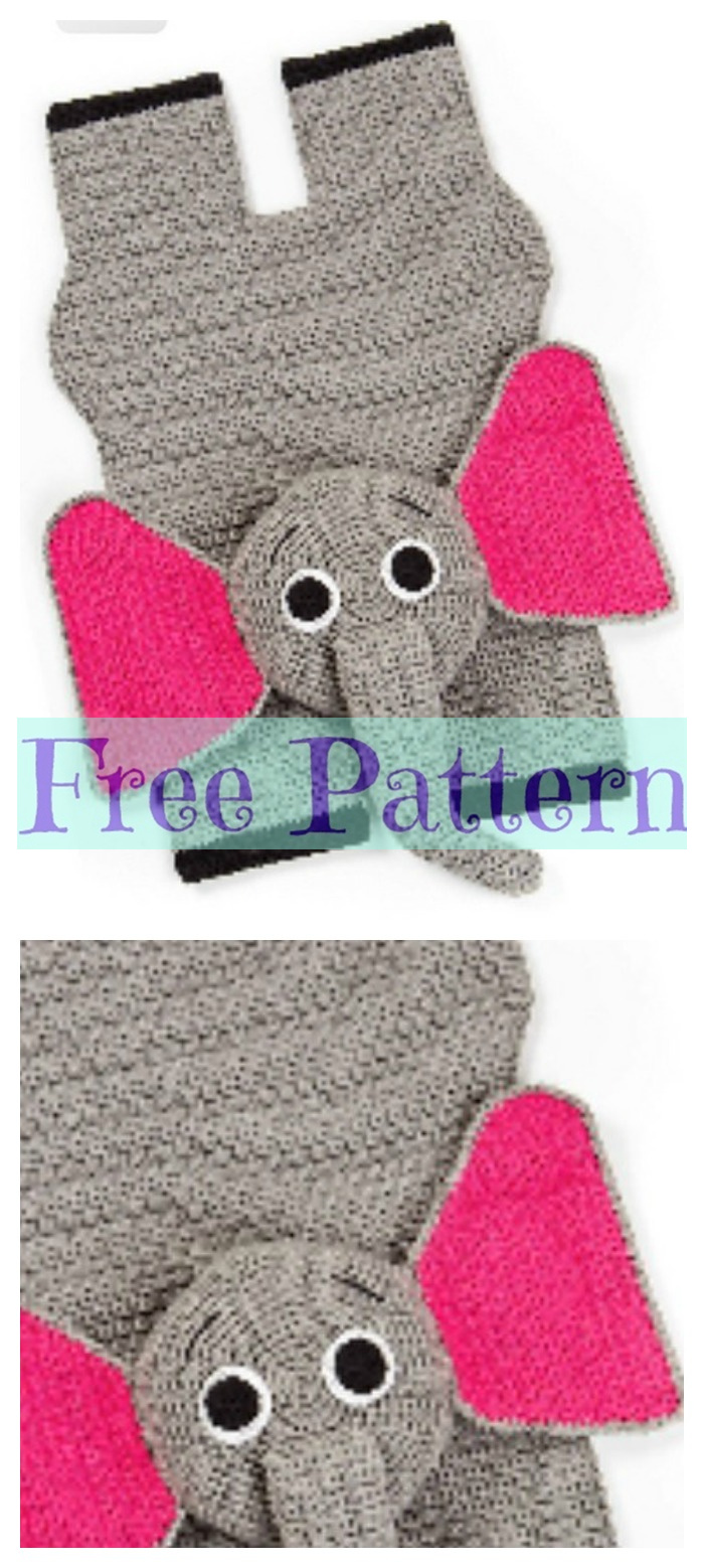 Free Pattern] Your Toddler Will Love Relaxing On This Adorable ... | 1558x700