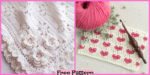diy4ever-Crochet Cozy Baby Blanket - Free Patterns