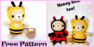 diy4ever-Crochet-Bear-Amigurumi-Free-Patterns