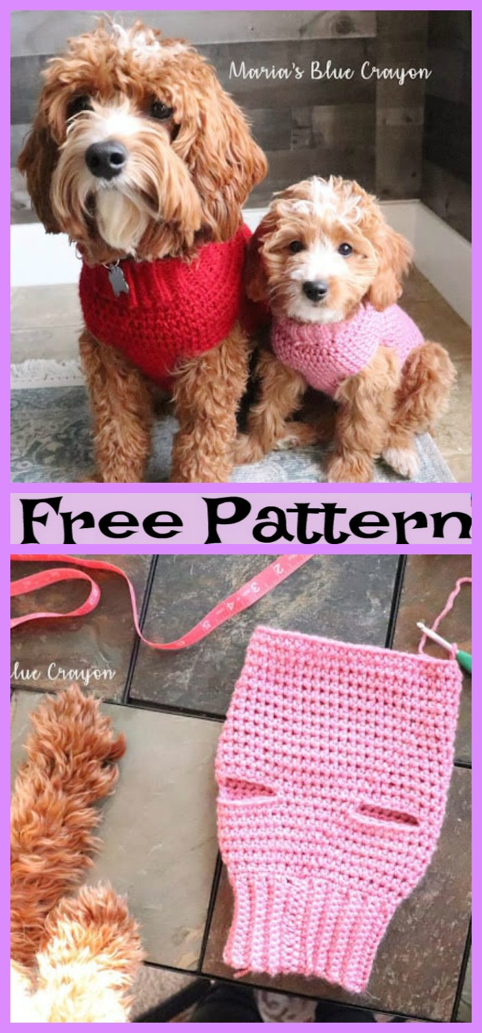 diy4ever-Crochet-Dog-Cable-Sweater-Free-Patterns