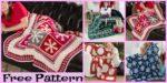 diy4ever-Crochet Snowflake Throw - Free Patterns