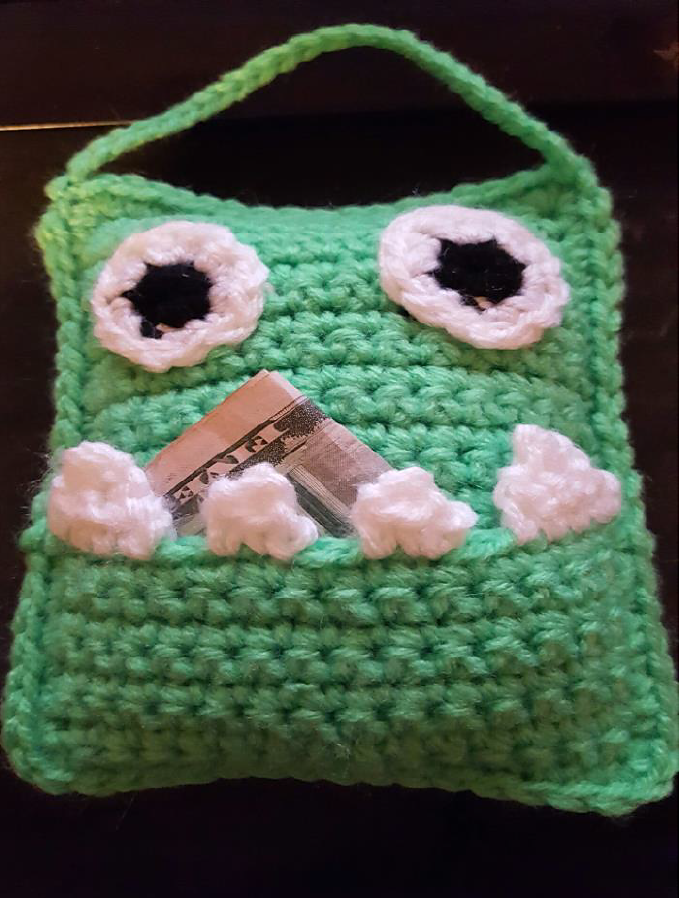Crochet Tooth Fairy - Free Patterns