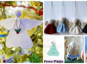 Pretty Crochet Angle Free Patterns