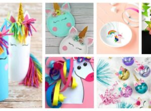 8 Best Kids DIY Unicorn Crafts