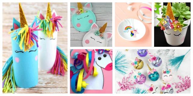 8 Best Kids DIY Unicorn Crafts