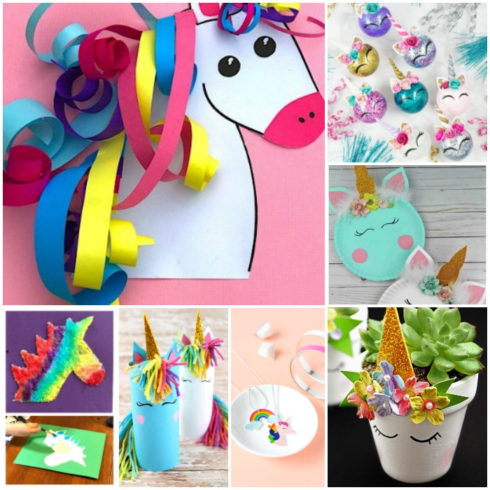 diy4ever-8 Best Kids DIY Unicorn Crafts