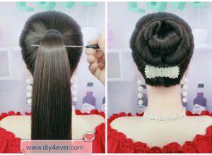 DIY Easy Cute Hairstyle Tutorial