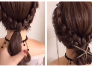 DIY Daily Hairstyle Tutorial (Video 0090)