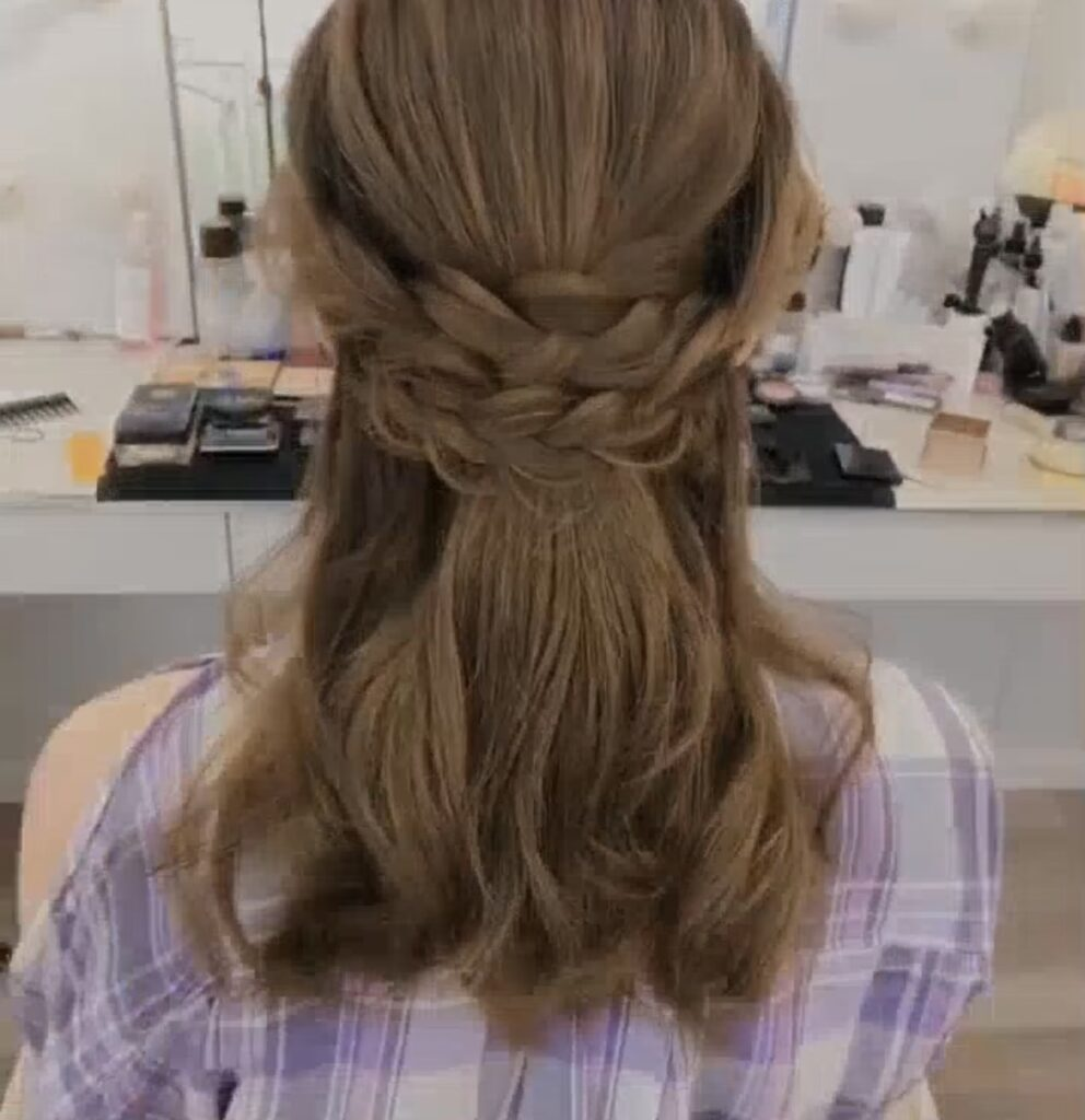 Daily Braid Hairstyle Tutorial