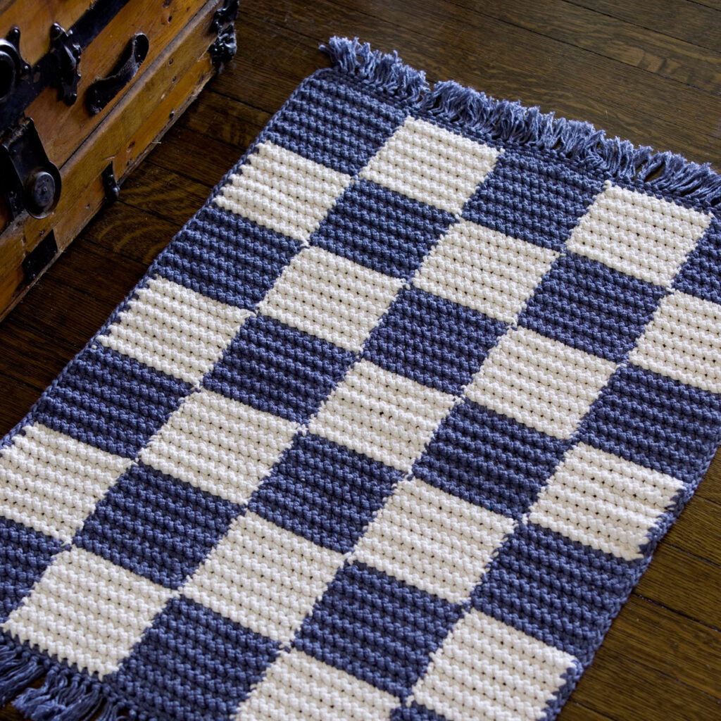 Useful Crochet Home Rug - Free Patterns