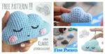Crochet Amigurumi Cloud Free Patterns