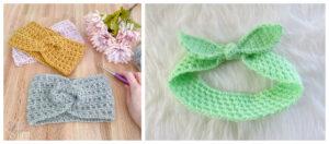 Pretty Crochet Headband - Free Pattern